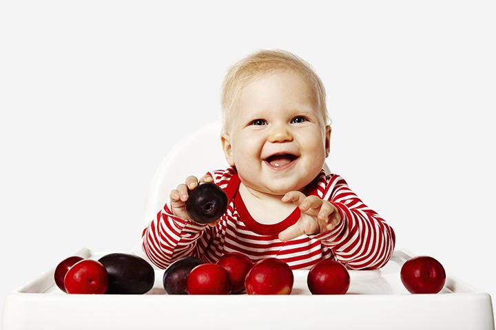Рецепты сливы для вашего малыша