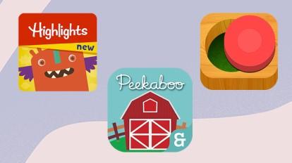 13 лучших приложений для малышей