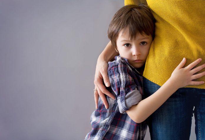 Разделительная тревога в дошкольниках