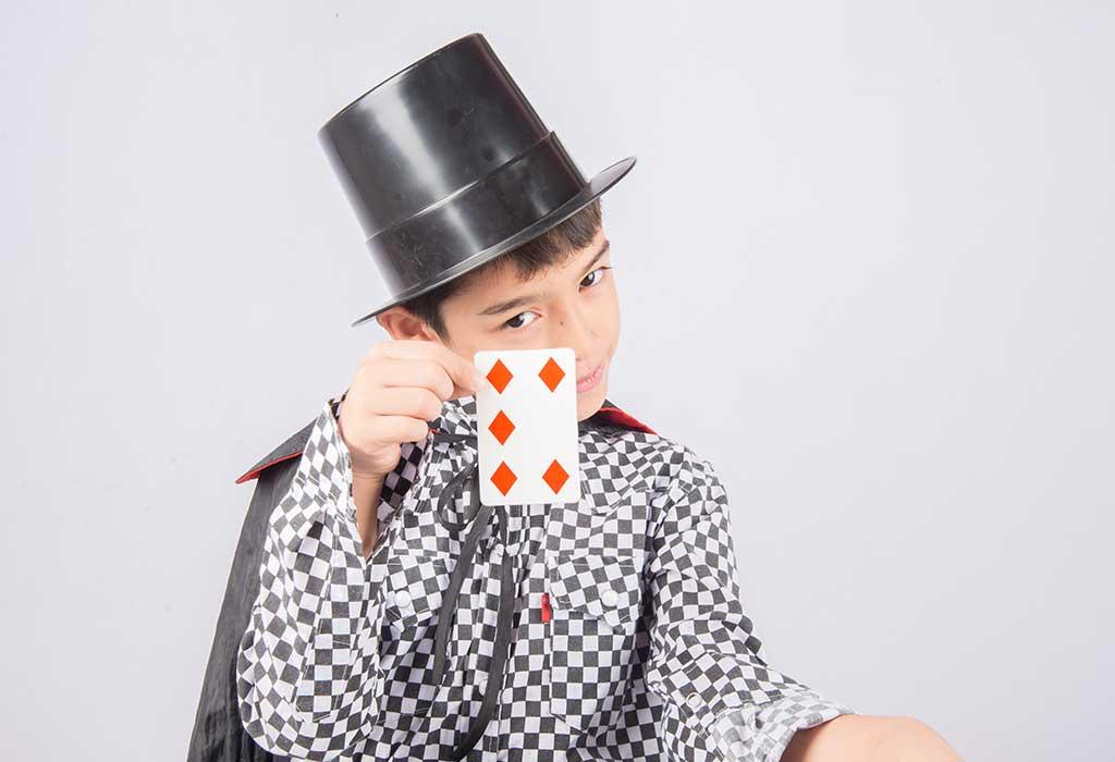 10 Amazing Card Tricks For Kids