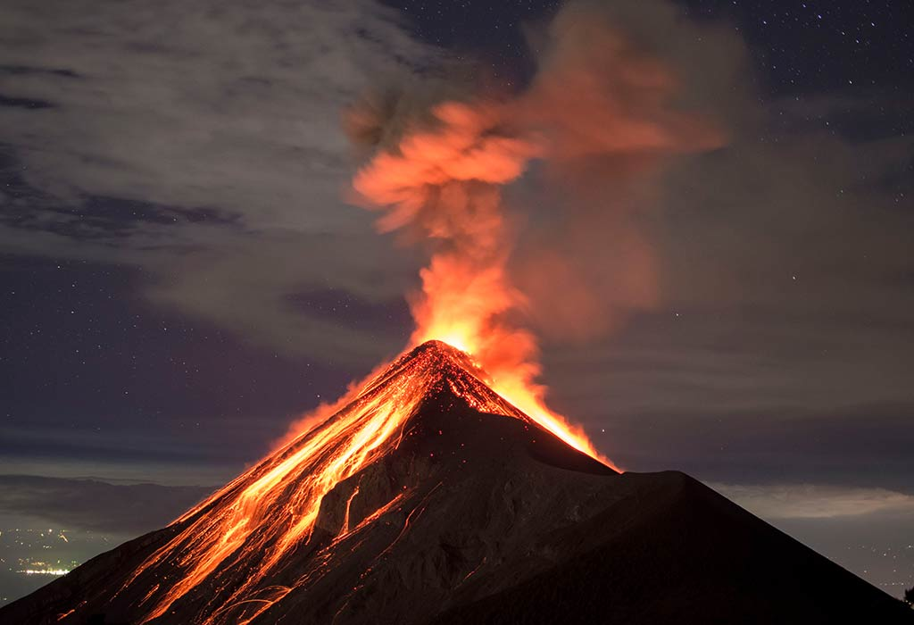 20 Strange and Fascinating Volcano Facts for Kids