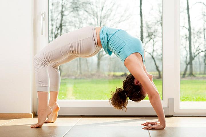 Йога асаны, которые повышают плодородие