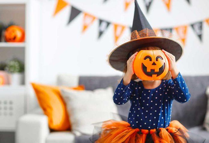 30 забавных хэллоуинских шуток для детей