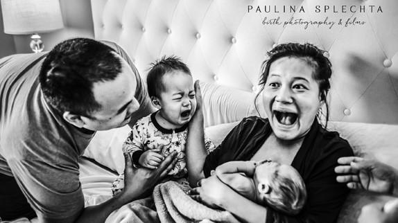 32 фотографии рождения, которые оставят вас загипнотизированными