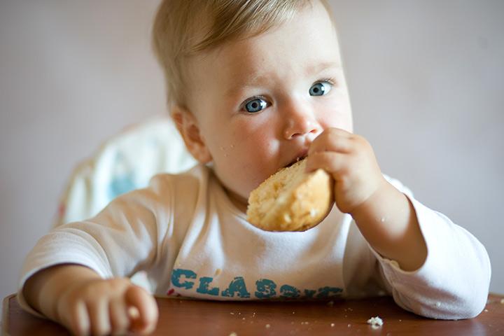 Пшеничная аллергия у детей