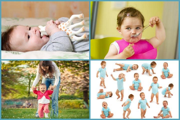 9 месяцев деятельности ребенка