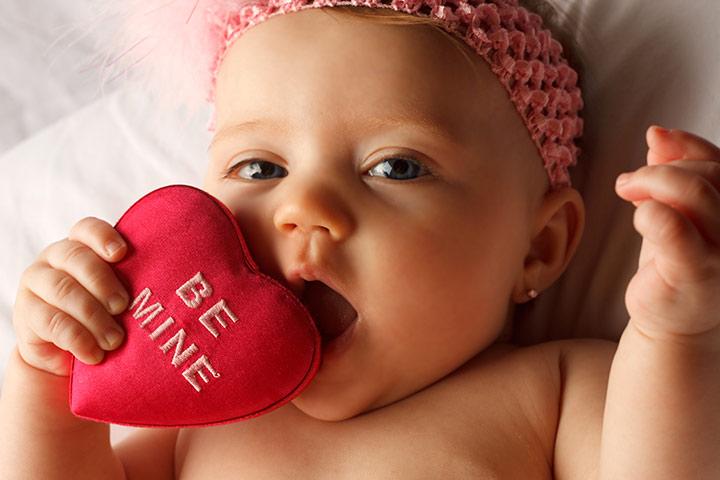 Детские имена, которые означают любовь