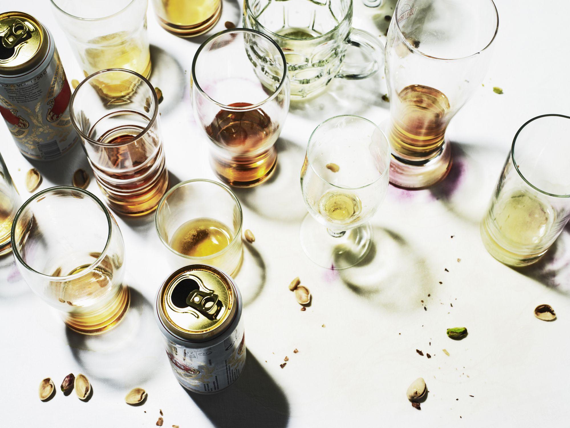 9 типов личности пьяницы