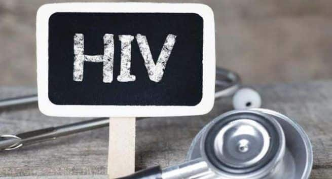 HIV and heart problem
